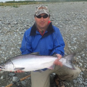 Christchurch Salmon Fishing Guide