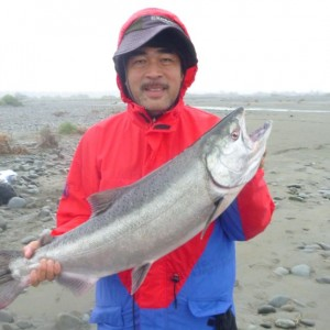 New Zealand Salmon Fishing Guide